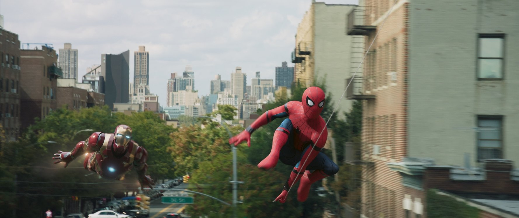 Spider-Man: Homecoming Watch Here For Free